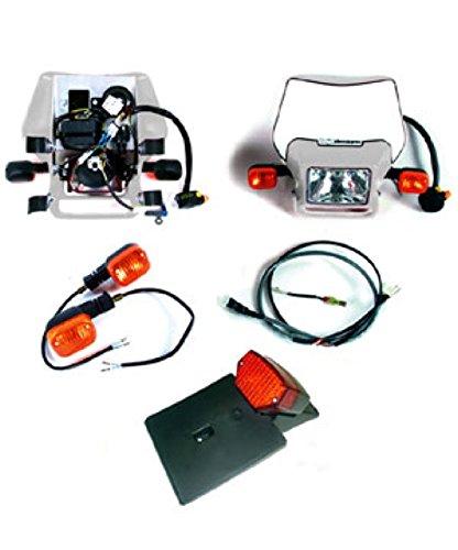 41vd9mSN1YL amazon com baja designs light kit honda 1996 '99 xr600 automotive