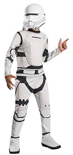 Ideas Costumes Fi Sci (Star Wars: The Force Awakens Child's Flametrooper Costume,)