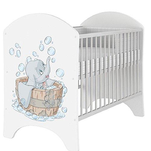 Hogartrend Kinderbett mit Disney-Motiven (Mickey Mouse, Bambi ...
