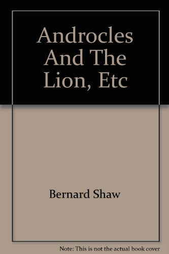 Lion the pdf and androcles