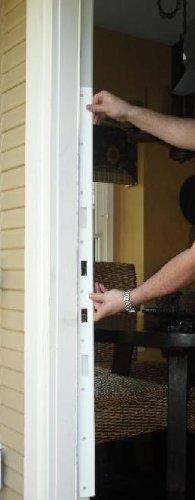 Door Security Pro - 48'' Door Frame Reinforcement Strike Plate