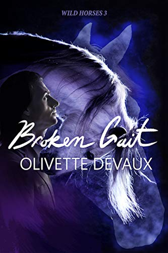 Broken Gait, Wild Horses #2 by Olivette Devaux | amazon.com