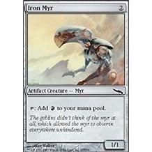 Magic: the Gathering - Iron Myr - Mirrodin - Foil