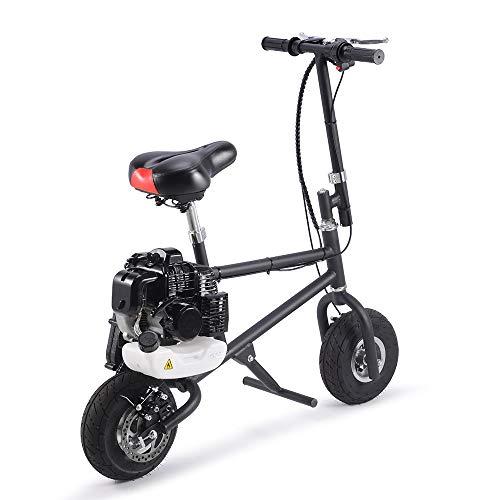 SAY YEAH Gas Bike 49cc 2-Stroke Petrol Motorized Mini Scooter, Adult