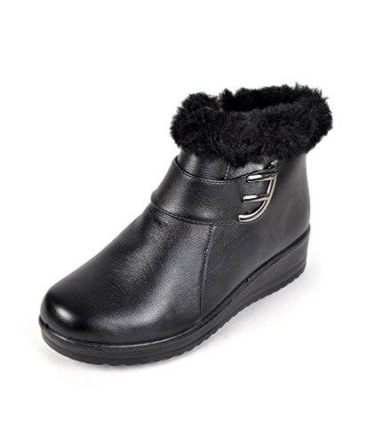 Faux Elegance Boots for Snow E Fur w6E1Zxnqz