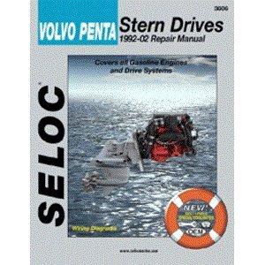 Volvo Penta Manuals - Volvo Penta Stern Drives 1992-03 Repair Manaual