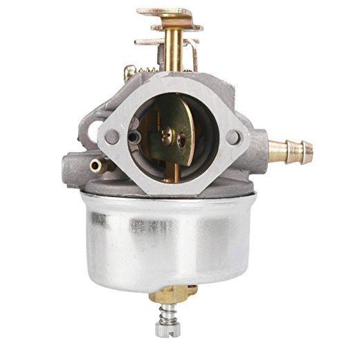 Outdoor Pinty Carburetor for Tecumseh 632370A 632370 632110 fits HM100 HMSK100 HMSK90 Snow Blower Generator Chipper Style: 5, Model: , Garden Store, Repair & Hardware