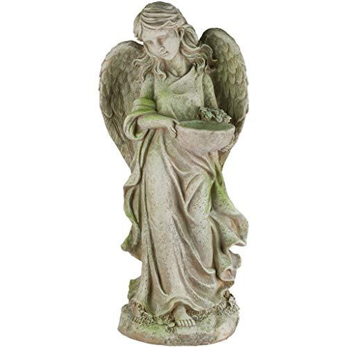 - Regal Angel Bird Feeder Garden Statue 30