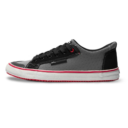 4 ZKG Sailing Shoes Red Wet 5UK Grey Zhik 37EU Shoes Txq0AdxH