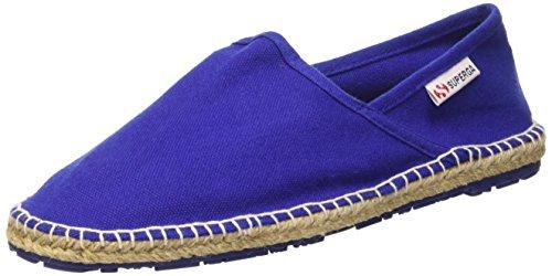 Superga 4524 Cotu - Zapatillas Unisex adulto Azul Medio