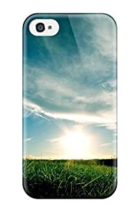 Fashion Protective Desktop Case Cover For Iphone 4/4s
