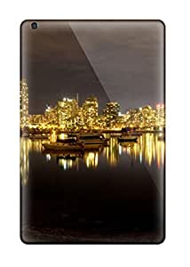 Fashionable EHgynEk7815fVVAk Ipad Mini/mini 2 Case Cover For False Creek At Night Protective Case