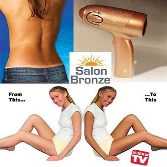 Système Airbrush Tanning Salon Bronze
