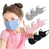 Gerichy 10PC Set Washable Cotton Face_Masks for