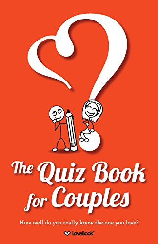Large Product Image of The Quiz Book for Couples
