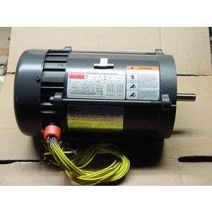 Dayton 1 2 hp hazardous location electric motor 208 230 for Dayton electric motors customer service