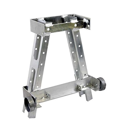 Wal-Board 32066 Permanent Leg Assembly for Drywall Walk-up Bench