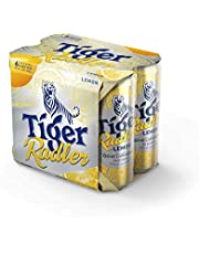 Tiger Radler Lemon, 330ml (Pack of 6)