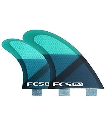FCS V2 Performance Core Quad Fin Medium Medium