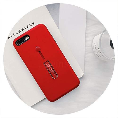 (Hybrid Soft TPU Phone Case for Samsung Galaxy A6 A8 A7 J4 J6 J2 2018 S9 S8 Plus S7 S6 Note 9 8 A5 A7 J3 J5 J7 Prime 2018 2018,Red,S8 Plus)