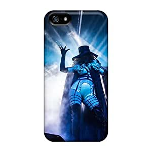 High Quality Hard Phone Case For Iphone 5/5s (PYg19745NJZk) Provide Private Custom Beautiful In This Moment Band Image