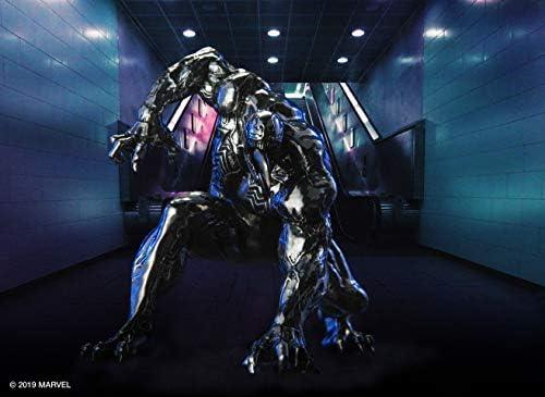 Royal Selangor Hand Finished Marvel Collection Pewter Venom Dark Origin Figurine Gift