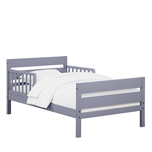 - Baby Relax Cruz Toddler Bed, Gray