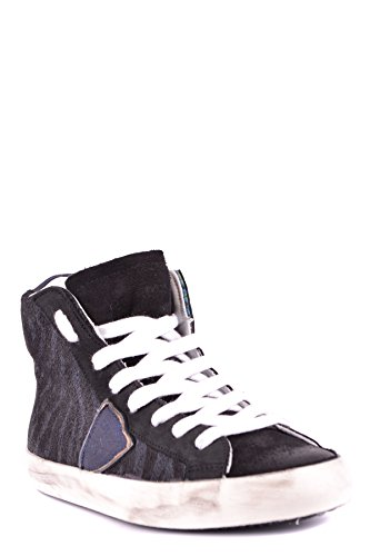 Philippe Model Dame Mcbi238031o Flerfarvet Leder Hi Top Sneakers zqAxIM