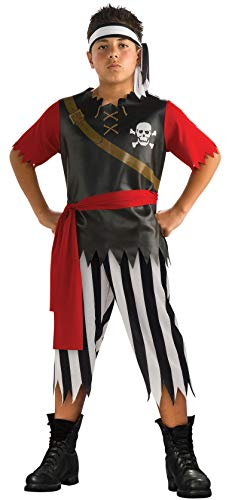 Cheap Kids Pirate Costume (Rubies Halloween Concepts Children's Costumes Pirate King -)