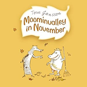 Moominvalley in November Audiobook