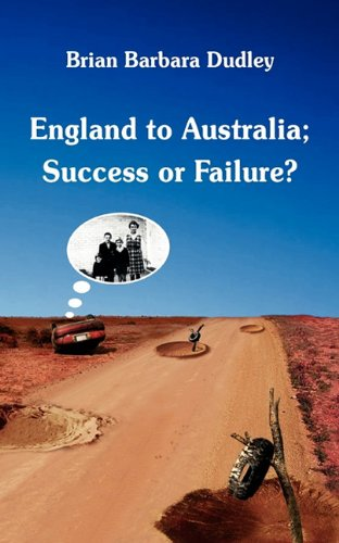England to Australia - Success or Failure PDF