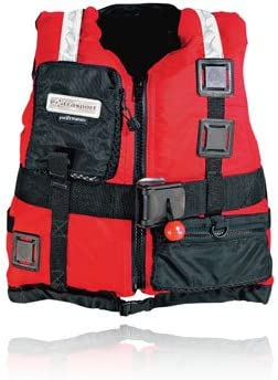 Swiftwater Fury Rescue Lifeベスト レッド Large