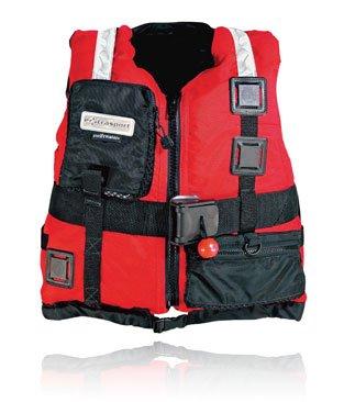 Swiftwater Fury Rescue Lifeベスト Medium レッド B001B182E8
