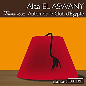 Automobile club d'Égypte | Livre audio