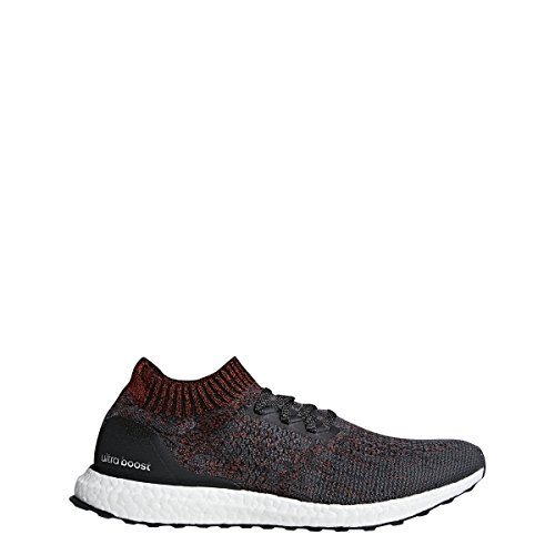 adidas Originals Men's Ultraboost Uncaged Trace Carbon S18/Core Black/Running White 10.5M