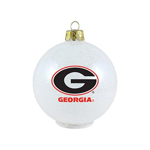 NCAA Georgia Bulldogs LED Small Ornament (Georgia Bulldogs End Table)