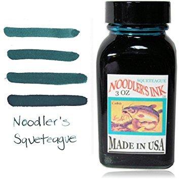 Noodler's Ink Squetegue Bottled Ink Refill