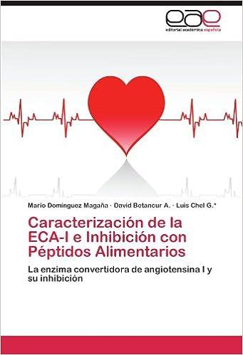 Caracterización de la ECA-I e Inhibición con Péptidos ...