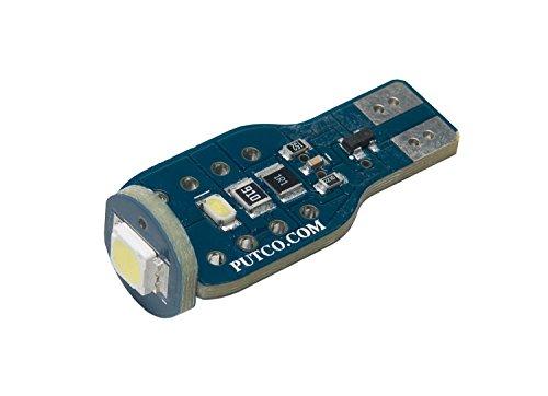 Putco 230921W 921 Stick T-Type Replacement LED Bulb by Putco