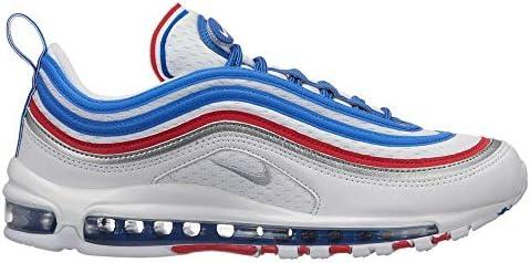 Royaume-Uni disponibilité 06313 623fa Nike Air Max 97, Men's Shoes, Silver (Silver 404), 10 UK (45 ...