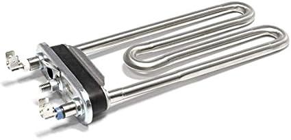 Resistenza per lavatrice Ariston-Indesit 1700 Watt C00094715 con foro per NTC