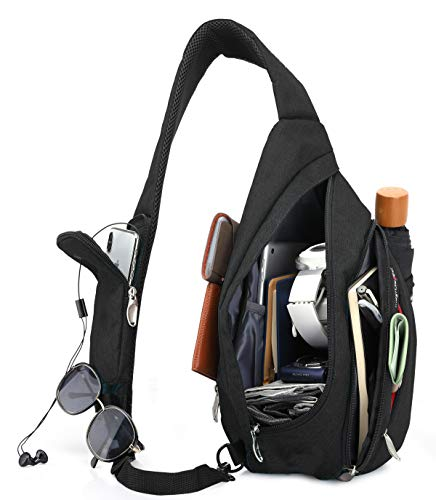 Magictodoor Sling Bag for