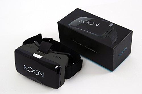 Black Pro Virtual Reality Headset Noon