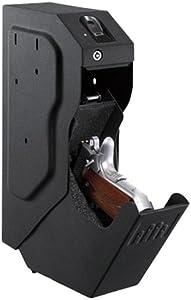 GunVault Speedvault Biometric Biometric Pistol Safe