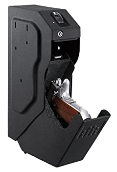 GunVault SVB500 Speedvault Biometric Gun Safe