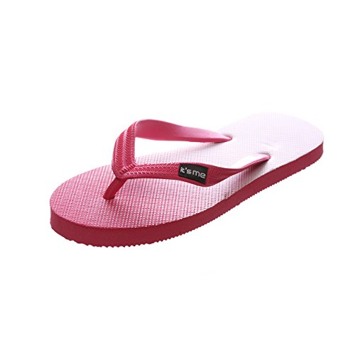 Rosa Chanclas Flip Flip Flops Bianco Chanclas cy1qpf