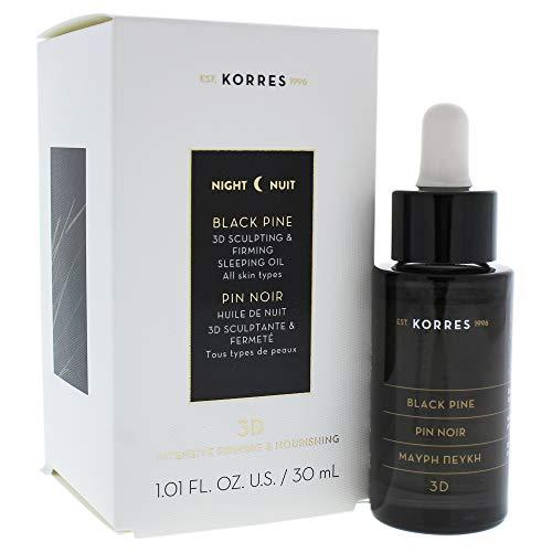 KORRES Black Pine 3D Sleeping Oil, 1 fl. oz.