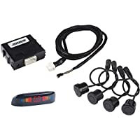 ROADGEAR PS1 PS1 Ultrasonic Parking Sensors with External LED Distance Indicator/Buzzer