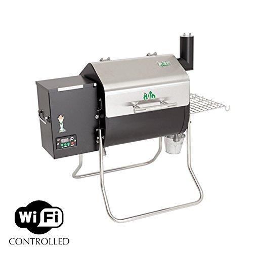 Green Mountain Grills Davy Crockett Pellet Grill – WIFI enabled