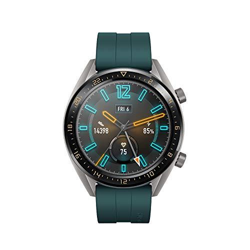 Smartwatch Huawei Watch GT 46mm, Fortuna Verde